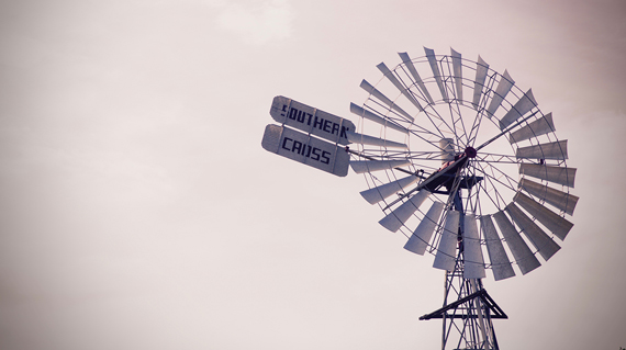 Outdoor Living Show windmill